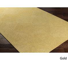 Surya Hand-Tufted Cory Wool Area Rug (8' x 10') (