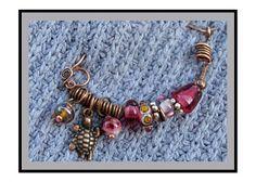 the beading yogini: Fibula Pins and Lampwork Beads