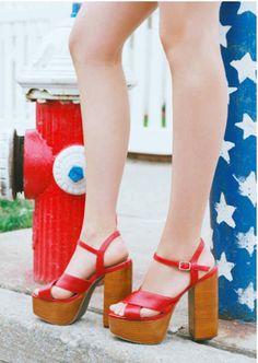 platform red~