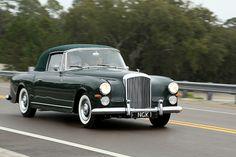 1956 Bentley S-1 Continental Drop Head Coupé Graber