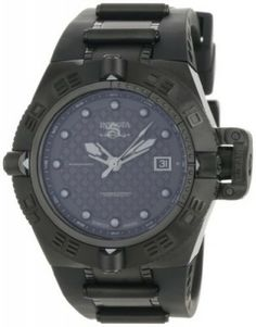 70d1c76f044 Invicta Men s 0522 Subaqua Noma IV Collection Automatic Midsize Black  Polyurethane Watch from Invicta -  459.99