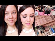▶ Get Ready with Me: Summer Smokey Eye | Naked 3 Palette, Elf