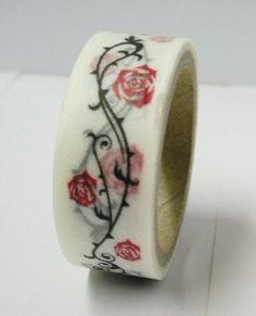 Japanese Washi Tape Decorative Masking Tape от JolinTsai на Etsy