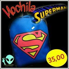 Veja nosso novo produto Mochila Superman ! Se gostar, pode nos ajudar pinando-o em algum de seus painéis :)