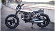 1983 Honda CB400 - Jasin Motorcycles