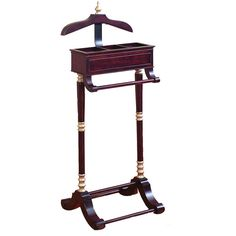 Found it at Wayfair - Urban Butler Valet Stand Clothing Rack