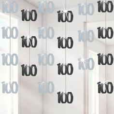 Ideas for celebrating church 100 year anniversary for 100th birthday decoration ideas
