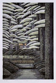 Ray Morimura - Moss Garden