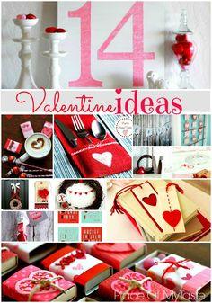 14 Wonderful Valentine Ideas @placeofmytaste.com