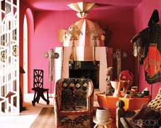 If you only opt for one global style, then you do not have global eclectic