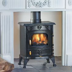 Buckingham Cast Iron Stove, delivered direct to your door. Wood Furniture Living Room, Living Room Wood Floor, Rustic Wood Furniture, Living Rooms, White Wood Bar Stools, White Wood Table, Grey Wood Tile, White Wood Floors, Dark Wood Kitchen Cabinets