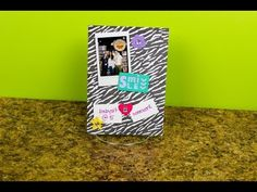 DIY Memo Board by Tanner Bell and Courtney Chambers from A Little Craft in Your Day! http://youtu.be/3E6R2jefZCc