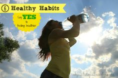 Oh, Just Stop Already | 6 Healthy Habits: Say YES to Feeling Healthier – #AetnaMyHealthy