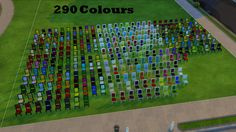 Mod The Sims - Barely Cushy Tushy Collection