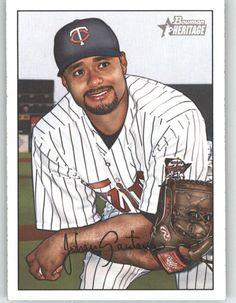 2007 Bowman Heritage 80 Johan Santana - Minnesota Twins (Baseball Cards) >>> Want to know more, click on the image.