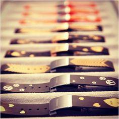 N'importe quel bracelet de 22 mm peut être rattaché au #GearFit.Vous aurez  donc l'embarras du choix pour les couleurs !
