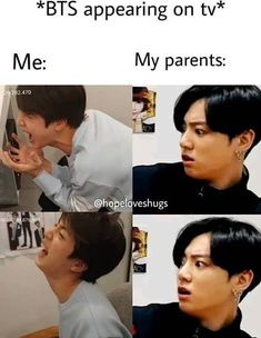 #wattpad #fanfiction 🆕Stories  💔Angst and 💛😚Fluff mostly.  Can't believe I'm saying but yeah, I do write smuts 🔞but don't expect so high, cuz I'm bad at it.  ✔️I accept request  That is all Thank you 😘 Bts Memes Hilarious, Bts Funny Videos, Funny School Jokes, Dad Jokes, Bts Video, Foto E Video, Army Memes, Bts Qoutes, Bts Funny Moments