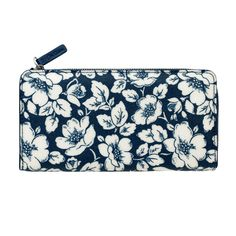 Didworth Flowers Folded Plugged Wallet