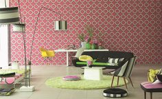 Darly Wallpaper | Designers Guild