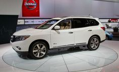 2015 Nissan Pathfinder Wheel