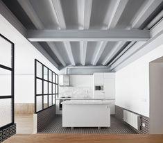 Apartamento Tamarit / RAS Arquitectura