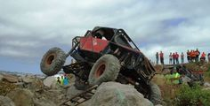 Victoria de Jorge Arzola y Quevin Camacho en el Trial Extremo Ciudad de Arucas 4x4, Trials, Monster Trucks, Victoria, Cities