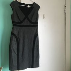 Curvy Dress The best interpretation of sexy corporate that you can get. Works for work and for play. Gently worn once. Make an offer  Dresses Midi
