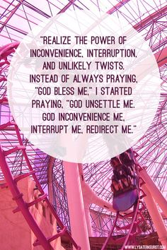 This is the prayer that unsettled me enough to reach my healthy goals. www.lysaterkeurst.com