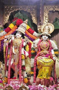 ISKCON Bangalore Deity Darshan 18 Dec 2018 (8)