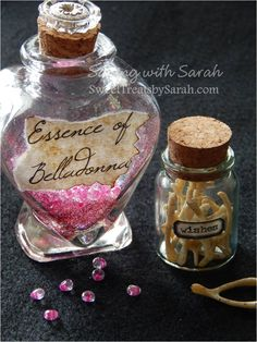 Saving with Sarah: Great DIY for Harry Potter fans or for a Halloween Mad Scientist Lab