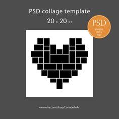 Cornée Patrick Love Grösse 30x30 Kunstdruck