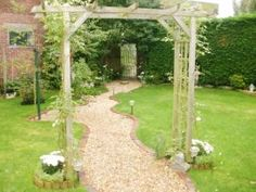 Make your garden look bigger with cut to size mirrored plastic