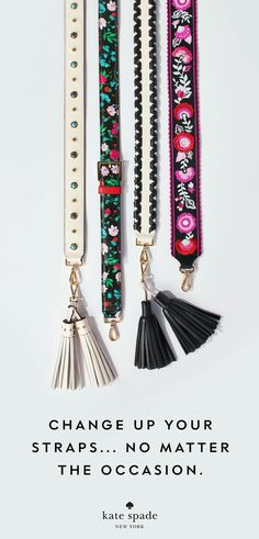 choose yours in the personalization shop. Handbag Accessories, Fashion Accessories, Fashion Jewelry, Leather Craft, Leather Bag, Diy Bag Strap, Kate Spade New York, O Bag, Beautiful Bags