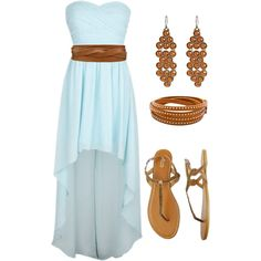 spring :) by mandibabe on Polyvore