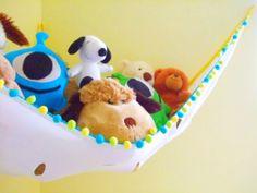 ways to organize toys