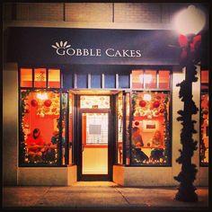 Gobble Cakes on College Ave. in Blacksburg, VA, Delicious!