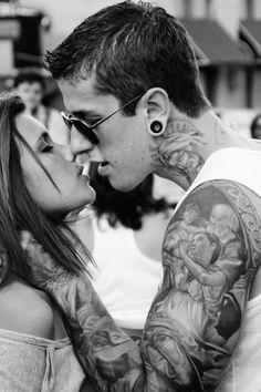 Fotos de casais tatuados 53