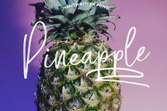 Pineapple Script by