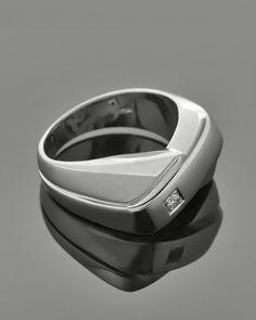 Δαχτυλίδι λευκόχρυσο Κ18 με Διαμάντι Fashion, Moda, Fashion Styles, Fashion Illustrations