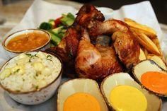 Kobe burgers, duck-fat fries and bubbling cauldrons of mac 'n' cheese ...