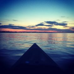 Fireworks from the bow of our canoe for our second anniversary. Does life get any better?! Photograph taken at Provincial Park, Cold Lake. a.a 2015