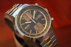 Seiko 6138-8039 automatic chronograph