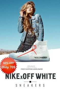 Order cheap Nike Off-White    Cas 70 Hi  shoes #sneakers #fashion #shoes #sport #men #woman #style  #OffWhite #Cas70Hi
