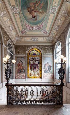 Portugal Travel Inspiration - Palácio Chiado, Lisboa