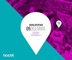 Scoprite il nuovo negozio a Genova, in via Fiumara 6! vi aspettiamo!