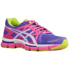 ASICS® Gel - Neo33 - Women's - Running - Shoes - Electric Purple/White/Hot Pink