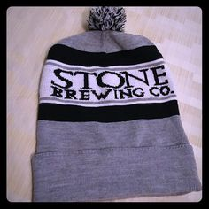 Stone Brewing Co. Beanie Original beanie bought from the Stone Brewery in Escondido. Accessories Hats