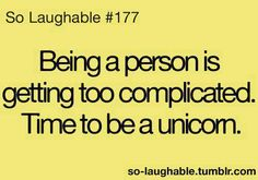 Klassen Ybema - but then you have to find control towers! So Laughable, Unicorn Quotes, Funny Unicorn, Unicorn Humor, Youre My Person, Thats The Way, I Can Relate, Just For Laughs, Laugh Out Loud