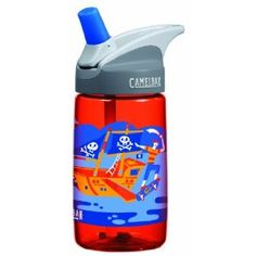 CamelBak Kids Bottle - only thing Mikey drinks water from