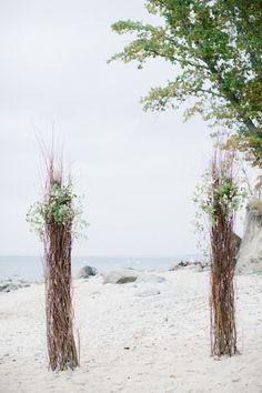 Nostalgic Wedding Inspiration on the Baltic Sea via Magnolia Rouge
